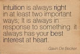 FEAR THE BECKER OF GIFT GAVIN DE